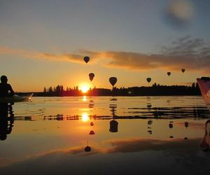 australia, beautiful, and hot air balloons image