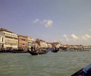 italy, venice, and place to be image