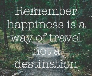 destination, happiness, and remember image