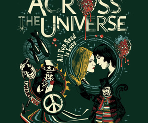 Across the Universe and movie image