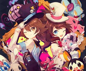 pokemon, shinx, and luvdisc image
