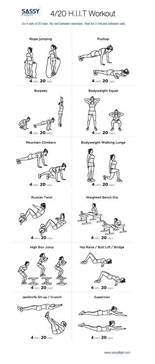 image regarding Printable Hiit Workouts identify 4/20 HIIT - A Alternative Sort of Significant:) Do the routines inside of