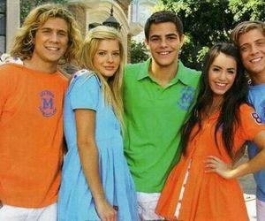 teen angels, lali esposito, and peter lanzani image