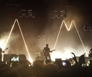 am, concert, and live image