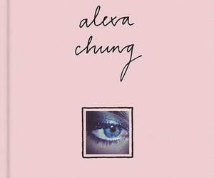 alexa chung, book, and it image