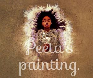 painting, rue, and catching fire image