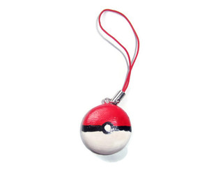 cell phones, pokeball, and cell phone accessories image