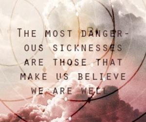 quote and delirium image