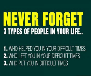 people, forget, and life image