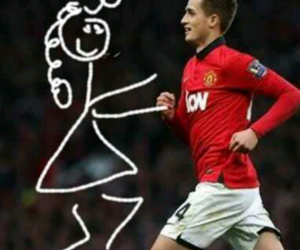 and, boyfriend, and manchester united image