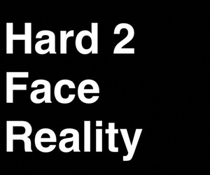 black, justin bieber, and hard 2 face reality image