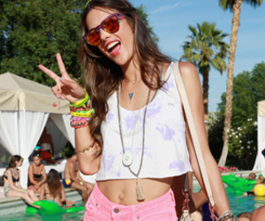 summer, alessandra ambrosio, and model image