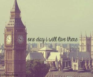 london, Big Ben, and Dream image
