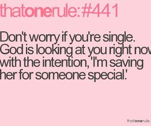 god, single, and quotes image
