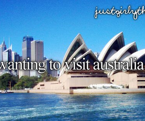 just girly things, australia, and text image