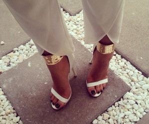 fashion, women shoes, and heels image