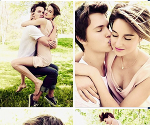 book, Shailene Woodley, and thefaultinourstars image