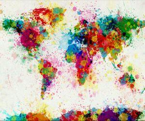 colores, imagine, and mundo image