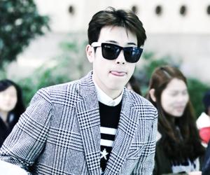 kpop, korean boy, and p.o image