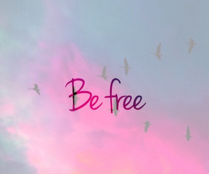 freedom, love, and free image
