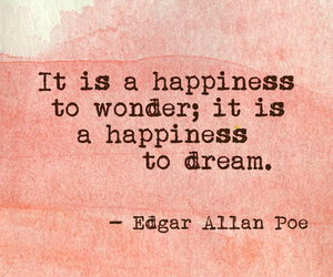 quote, Dream, and happiness image
