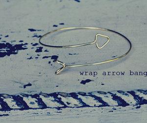 arrow, art, and bangle image