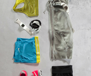 clothes, workout, and fitness image