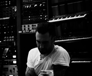 album, maroon5, and new image
