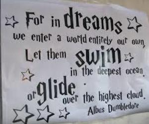 harry potter, quote, and Dream image