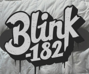 blink 182, music, and band image