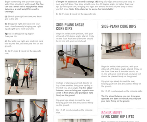 fitness, routine, and victorias secret image