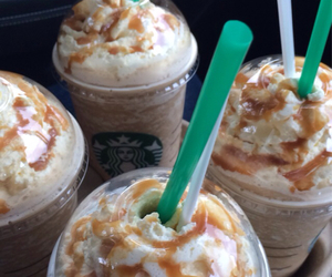 drink, starbucks, and craving image