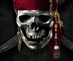 jack sparrow, pirates of the caribbean, and pirate image