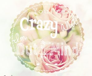 Lyrics, quotes, and crazy image