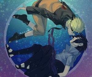 anime, love, and naruto image