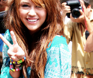 miley and mileycyrus image