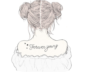 Forever Young, hairstyle, and lolita image