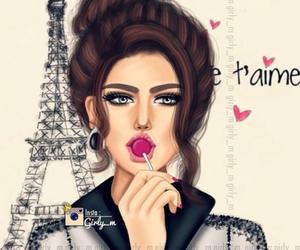 paris, girly_m, and lollipop image