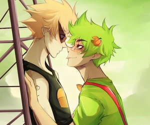trickster and homestuck image