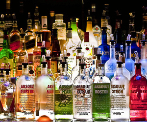 vodka, drink, and alcohol image