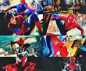 Marvel, spiderman, and andrew garfield image