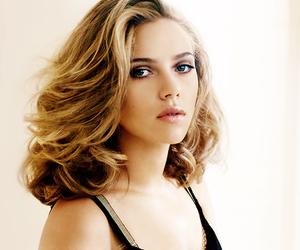 Scarlett Johansson, beauty, and photography image