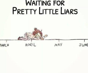 pretty little liars, pll, and june image