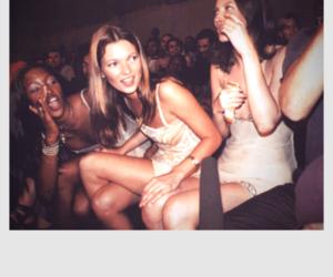 kate moss, girl, and Naomi Campbell image