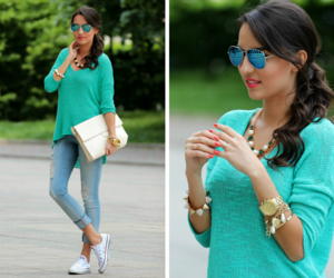 beautiful, street style, and brunette image