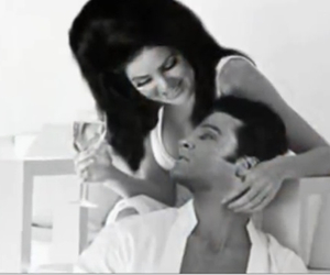 Elvis Presley, priscilla presley, and love image