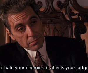 quotes, al pacino, and enemy image