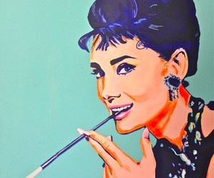 audrey hepburn, Breakfast at Tiffany's, and holly golightly image