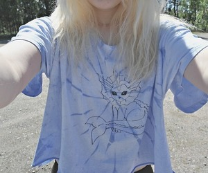 pale, girl, and hipster image