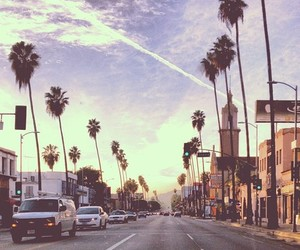 summer, city, and california image